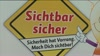 Sichtbar sicher - Verkehrssicherheit