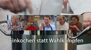 &quot;Einkochen statt Wahlkmpfen&quot; mit Beate Prettner