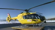 amtc Rettungshubschrauber Christophorus 11 - Pilotprojekt