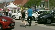 &quot;Autos in Bewegung&quot; in Neumarkt in der Steiermark