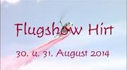 Vorschau Flugshow 30. und 31. August 2014