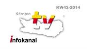 Kärnten TV Infokanal KW42 2014