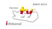 Kärnten TV Infokanal KW47 2014